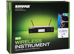 Shure BLX14R/B98 Rackmount Wireless Cardioid Instrument Microphone System