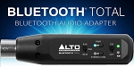 Alto Professional XLR Rechargeable Bluetooth Receiver