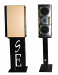 Suber Electronics Home Theater Bookshelf Speakers with Stands