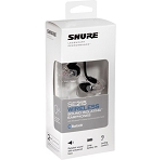 Shure SE215-CL-BT1 Sound-Isolating Earphones with Bluetooth Cable
