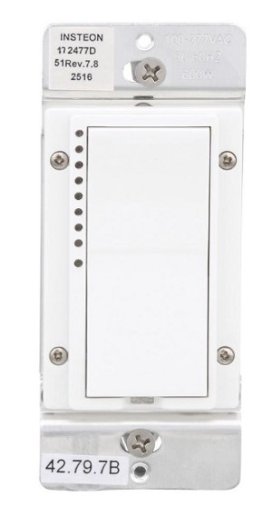 Insteon Switch 2477D